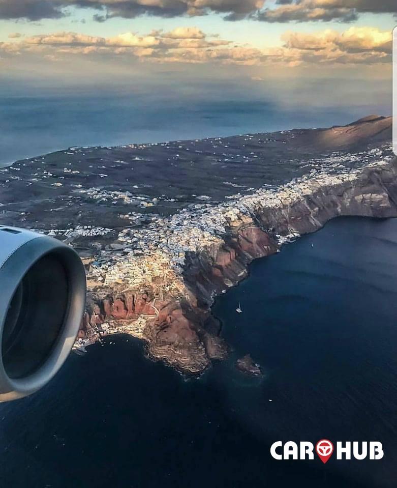 Rental Car Santorini Airport