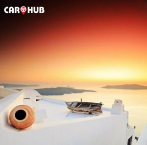 Rental Cars Imerovigli Santorini
