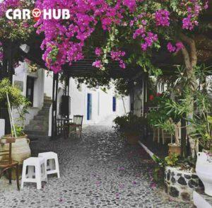 rental car megalochori santorini - car hire santorini - rent a car santorini - car rentals in santorini