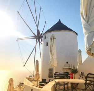 Windmills Santorini - santorini car hire - rent a car santorini - santorini rental cars