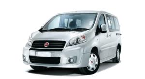Rent a 9 seater car in Santorini 2018 - rent a car santorini - carhub.gr