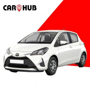 Rent a Car Santorini Toyota Yaris 2018